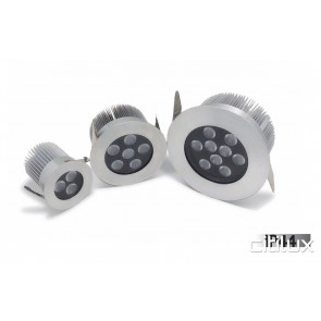 LaFlux 15W Waterproof LED Downlights