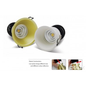Unilux 99mm LED Downlights