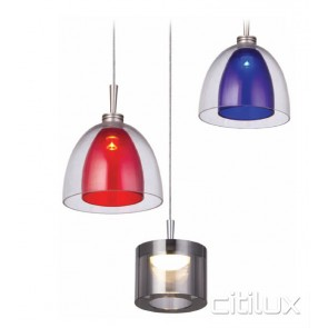Isolite 2.1W Pendant Light
