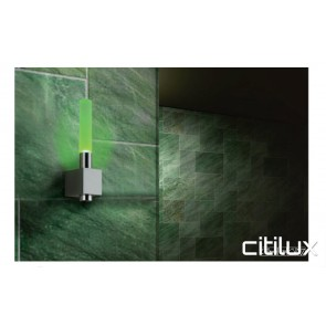 Tecnix Orange LED Wall Light