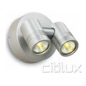 Duolex 4.8W 2light LED Wall Light