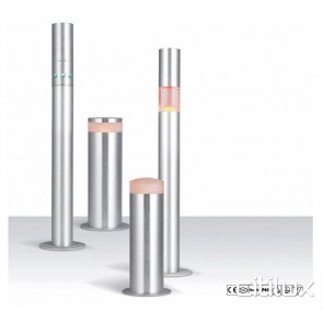 Inlex Dotted Bollard Light