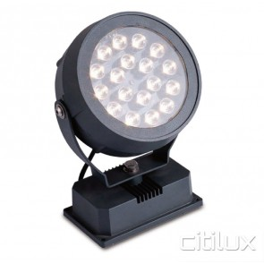Ashtrex Round 21.6W Outdoor Flood Light