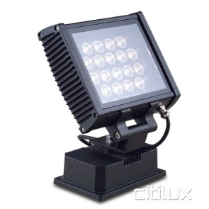 Ashtrex Rectangle 21.6W Outdoor Flood Light
