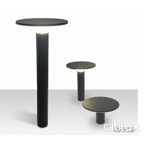Clementec 167mm Bollard Light
