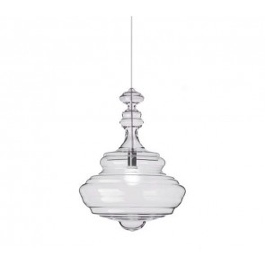 Replica BOLSHOI THEATRE Blown glass pendant lamp - Pendant Light - Citilux