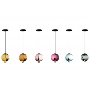 Replica Cappellini Melt Down Pendant light - Pendant Light - Citilux