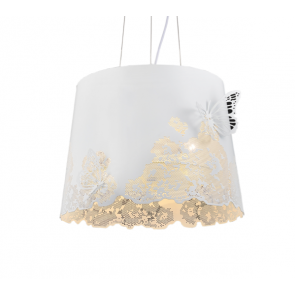 Replica Central Park Butterflies Decoration Pendant lamp-45cm - Pendant Light - Citilux