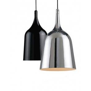 Replica Copacabana T Pendant Light Black - Pendant Light - Citilux