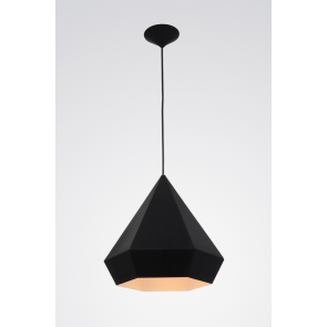 Replica Diamond Pendant Lamp by Sebastian Scherer - Pendant Light - Citilux