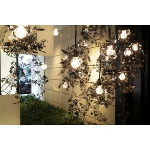 Replica DIY Flower Garland Pendant Light - Pendant Light - Citilux