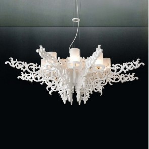 Replica Erich Ginder Mansion Chandelier - Pendant Light - Citilux