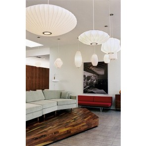 Replica George Nelson Bubble Lamp - Criss Cross Premium - Pendant Light - Citilux